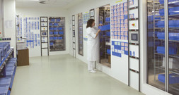 Carrusel Horizontal Famacia Hospitalaria